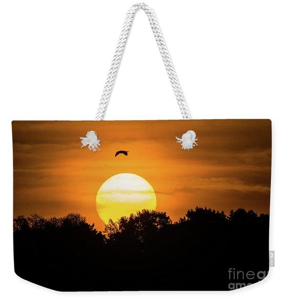 Good Friday Sunrise Weekender Tote Bag