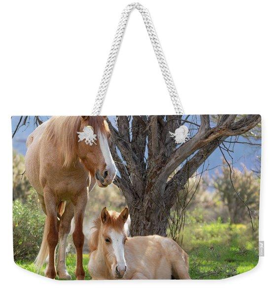 Good Mama Weekender Tote Bag