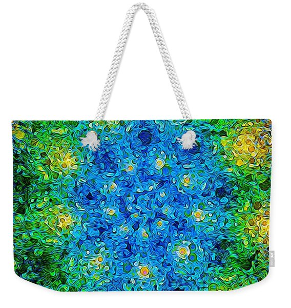 Good Morning Spring Weekender Tote Bag