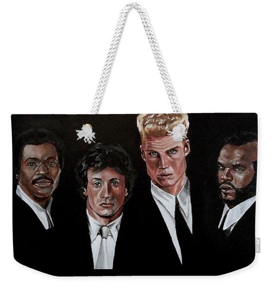 Goodfellas - Champions Edition Weekender Tote Bag