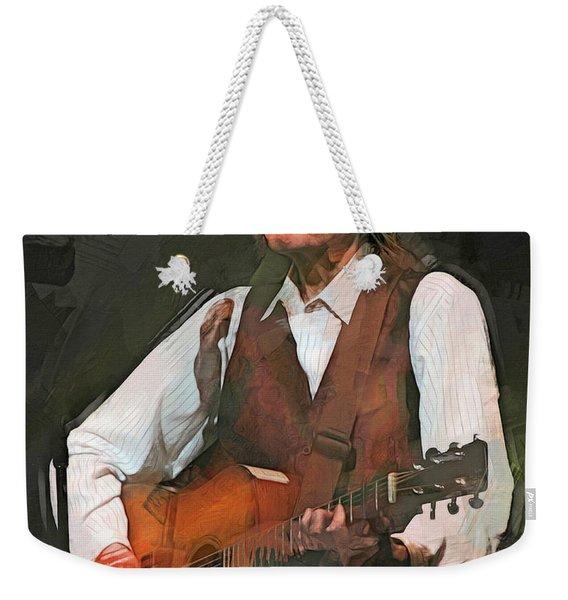Gordon Lightfoot Weekender Tote Bag
