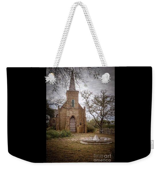 Gothic Revival Church  Weekender Tote Bag