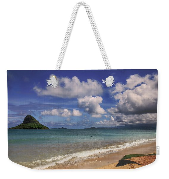 Grace For The Moment Weekender Tote Bag