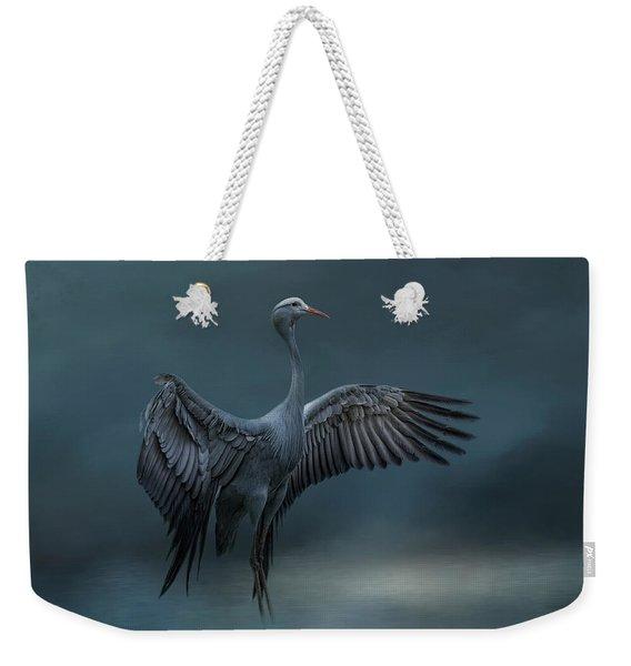 Graceful Dancer Weekender Tote Bag