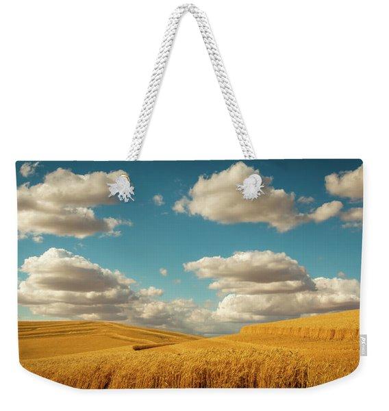 Grains Of Palouse Weekender Tote Bag