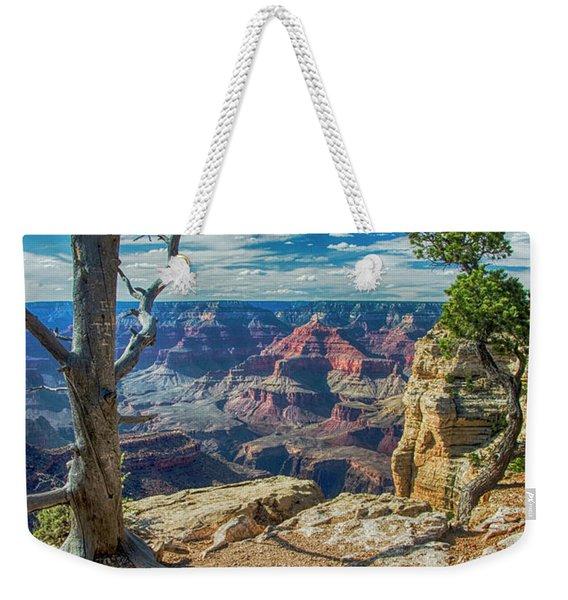 Grand Canyon Springs New Life Weekender Tote Bag
