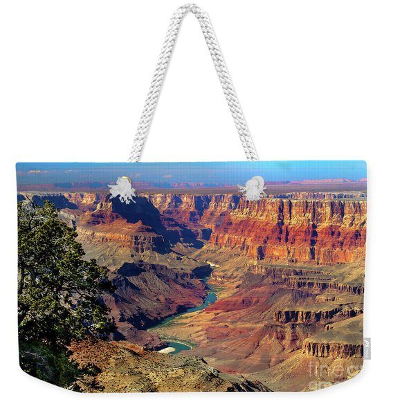 Grand Canyon Sunset Weekender Tote Bag
