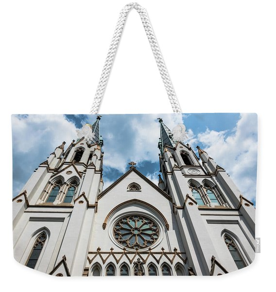 Grand Entrance  Weekender Tote Bag