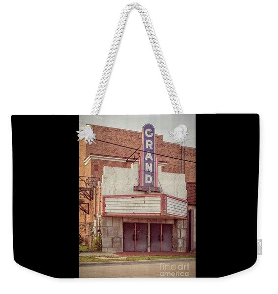 Grand Theatre Weekender Tote Bag