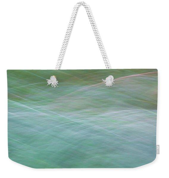 Grasses Weekender Tote Bag