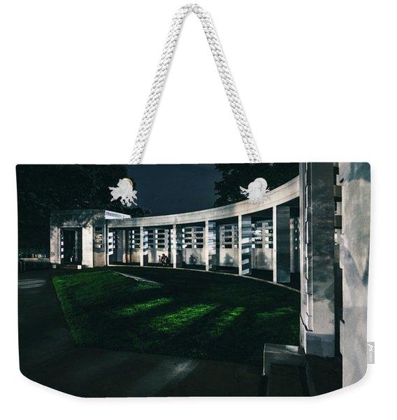 Grassy Knoll Weekender Tote Bag
