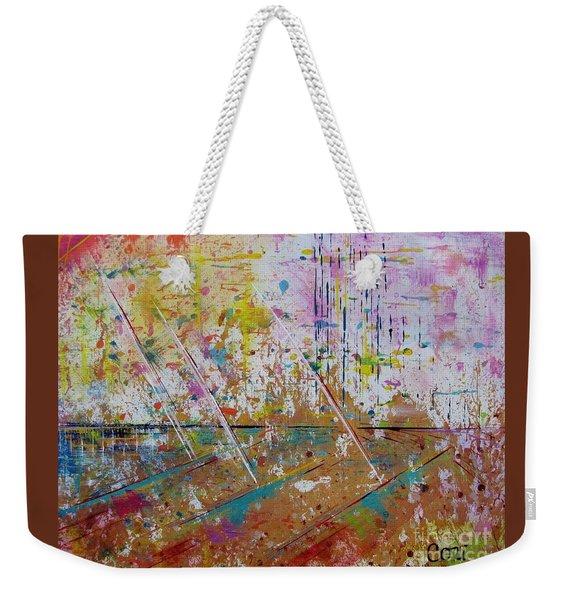 Horizons Calling Weekender Tote Bag