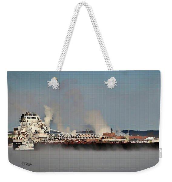 Great Republic Freighter Weekender Tote Bag