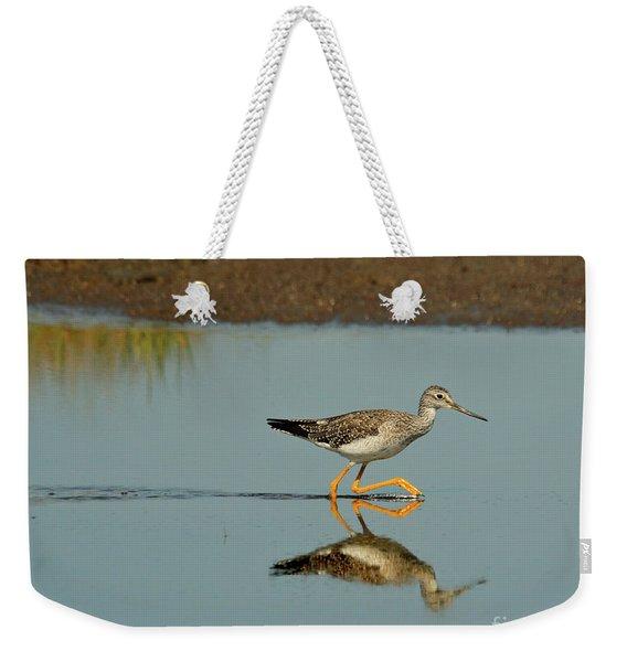 Greater Yellowlegs  Weekender Tote Bag