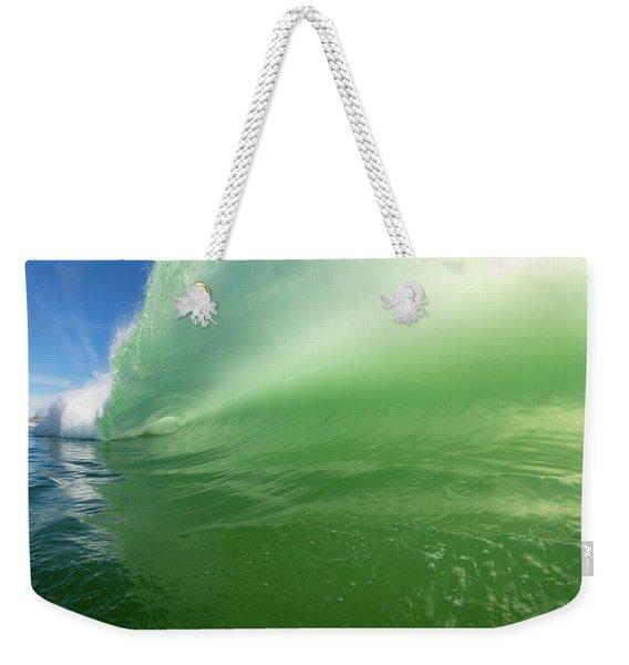 Green Room Weekender Tote Bag