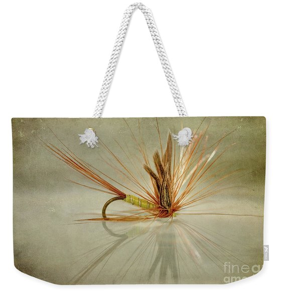 Greenwells Glory Dry Fly Weekender Tote Bag
