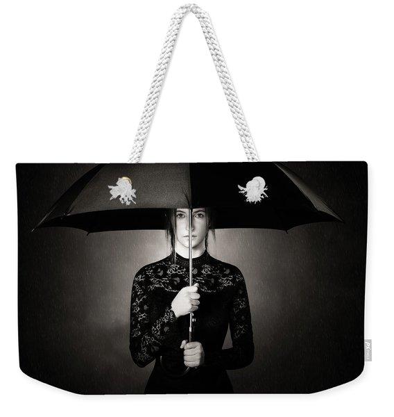 Grieving Weekender Tote Bag