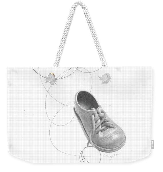 Ground Work No. 3 Weekender Tote Bag