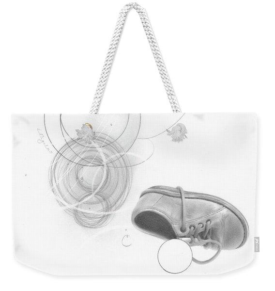 Ground Work No. 4 Weekender Tote Bag
