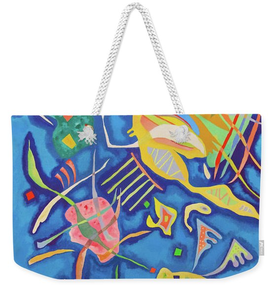 Groupement - Digital Remastered Edition Weekender Tote Bag
