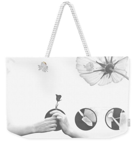 Growing Together Weekender Tote Bag
