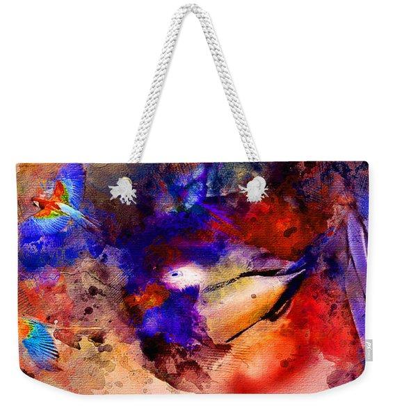 Guara Weekender Tote Bag