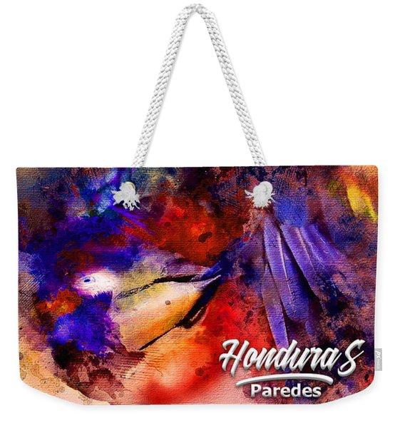 Guaras  Weekender Tote Bag