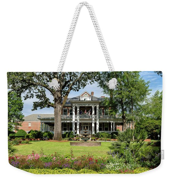 Guignard Mansion Weekender Tote Bag