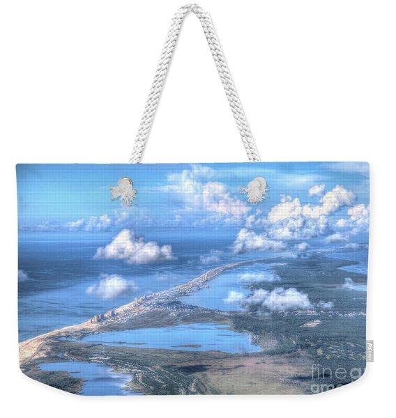 Gulf Shores-5094-tm Weekender Tote Bag