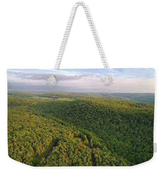 H I L L S Weekender Tote Bag