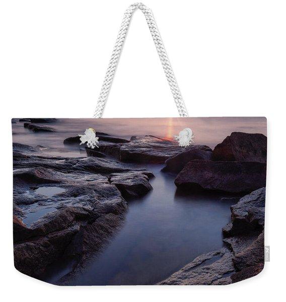 Halibut Pt. Summer Solstice Weekender Tote Bag