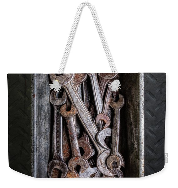 Hand Tools - Wrenches Weekender Tote Bag