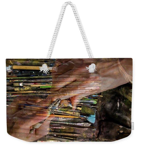 Handy Tools Weekender Tote Bag