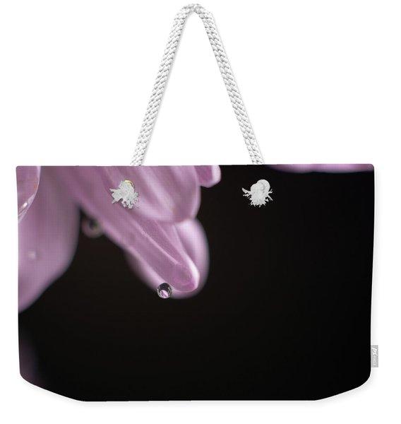 Hanging Water Droplet Weekender Tote Bag