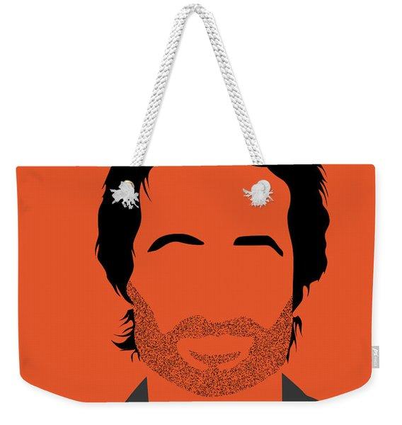Hank Portrait Weekender Tote Bag