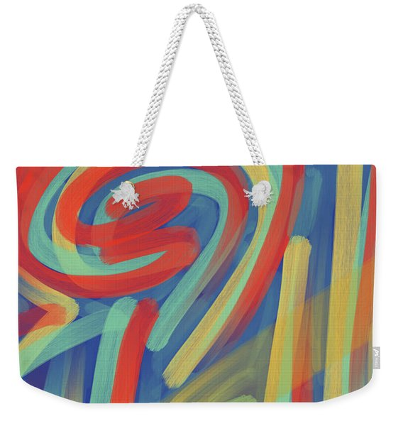Happy Cyclops Weekender Tote Bag