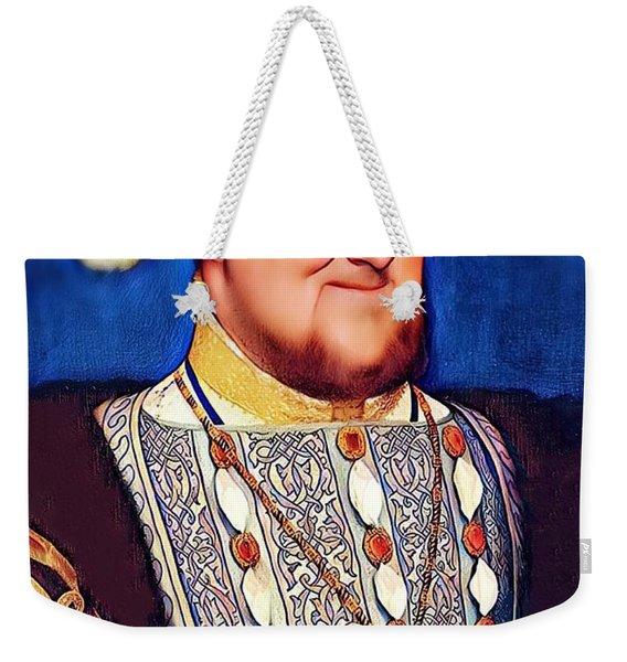 Happy Henry Weekender Tote Bag