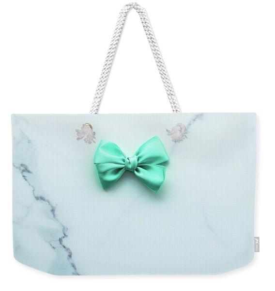 Hello Holiday II Weekender Tote Bag