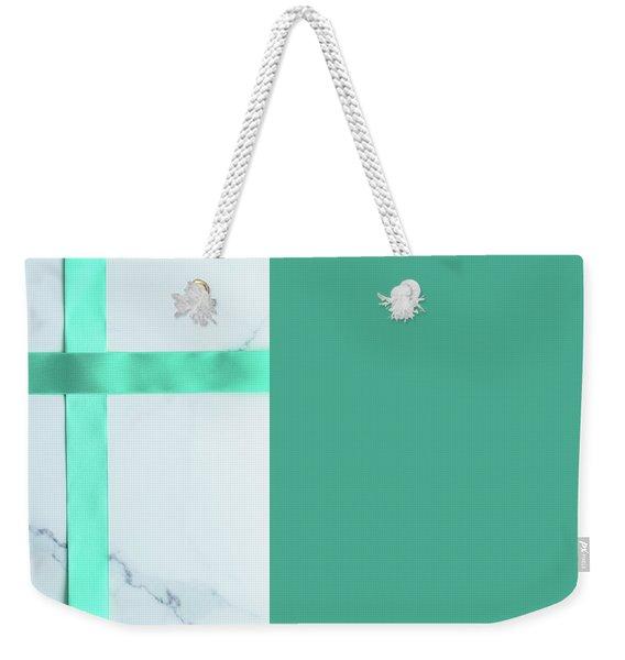 Hello Holiday IIi Weekender Tote Bag