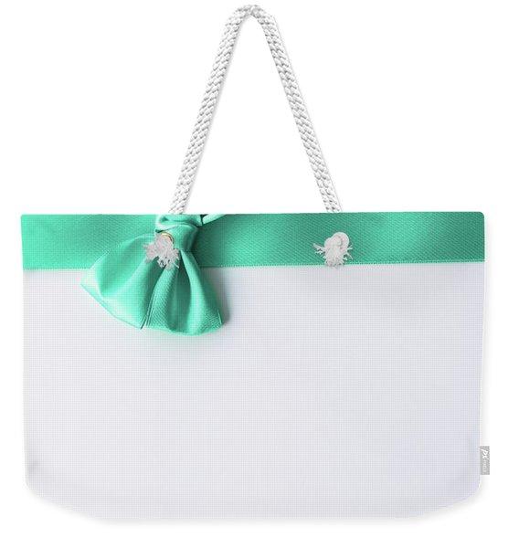 Happy Holidays Iv Weekender Tote Bag