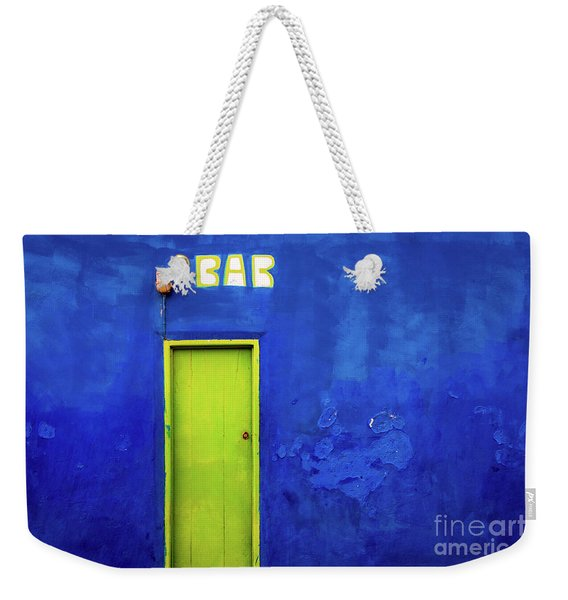 Happy Hours Weekender Tote Bag