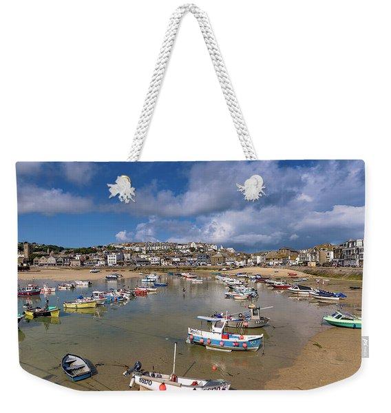 Harbour - St Ives Cornwall Weekender Tote Bag