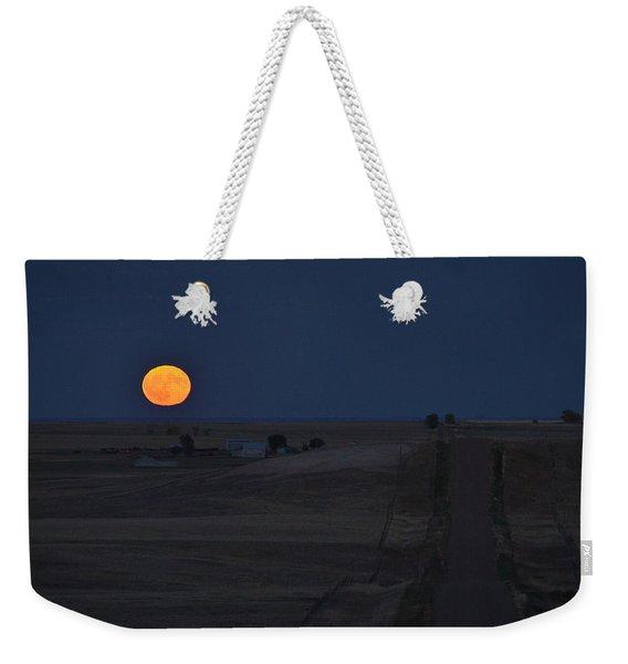 Harvest Moon 2 Weekender Tote Bag