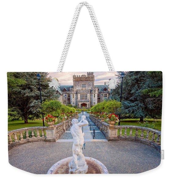 Hatley Castle Weekender Tote Bag