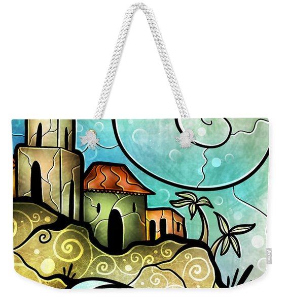 Havana Bay Weekender Tote Bag