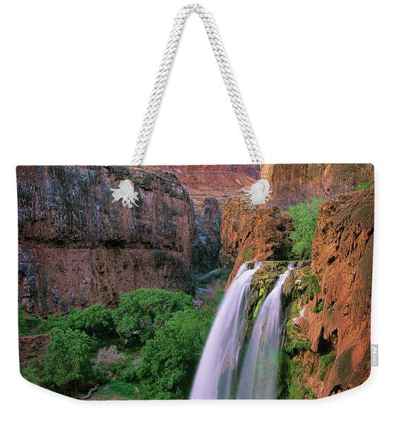 Havasu Falls Weekender Tote Bag