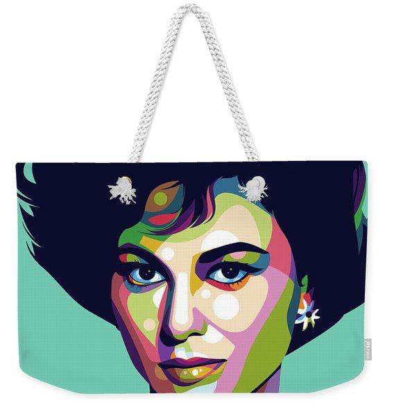 Haya Harareet Weekender Tote Bag