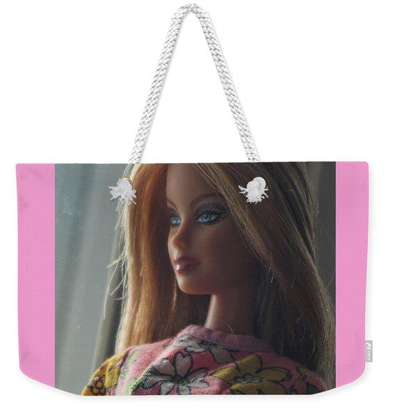 Hazy Summer Day Weekender Tote Bag