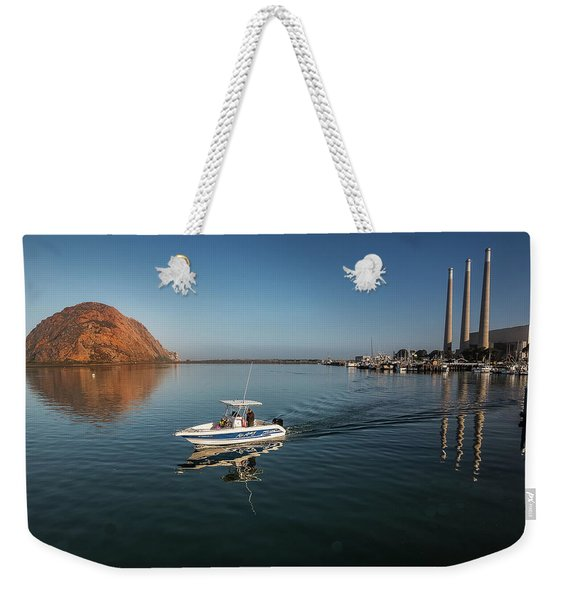 Heading Out Early Weekender Tote Bag