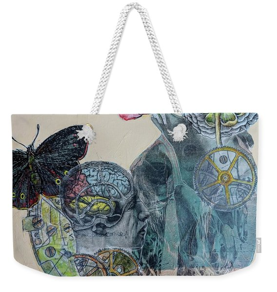 Heartsong Weekender Tote Bag